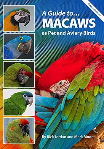 A Guide to Macaws: As Pet and Aviary Birds by ABK Publications