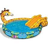 Banzai Spray 'N Splash Giraffe Inflatable Swimming Pool