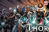 Mighty Thor #2 1:15 X-Men Evolutions Storm Variant Cover