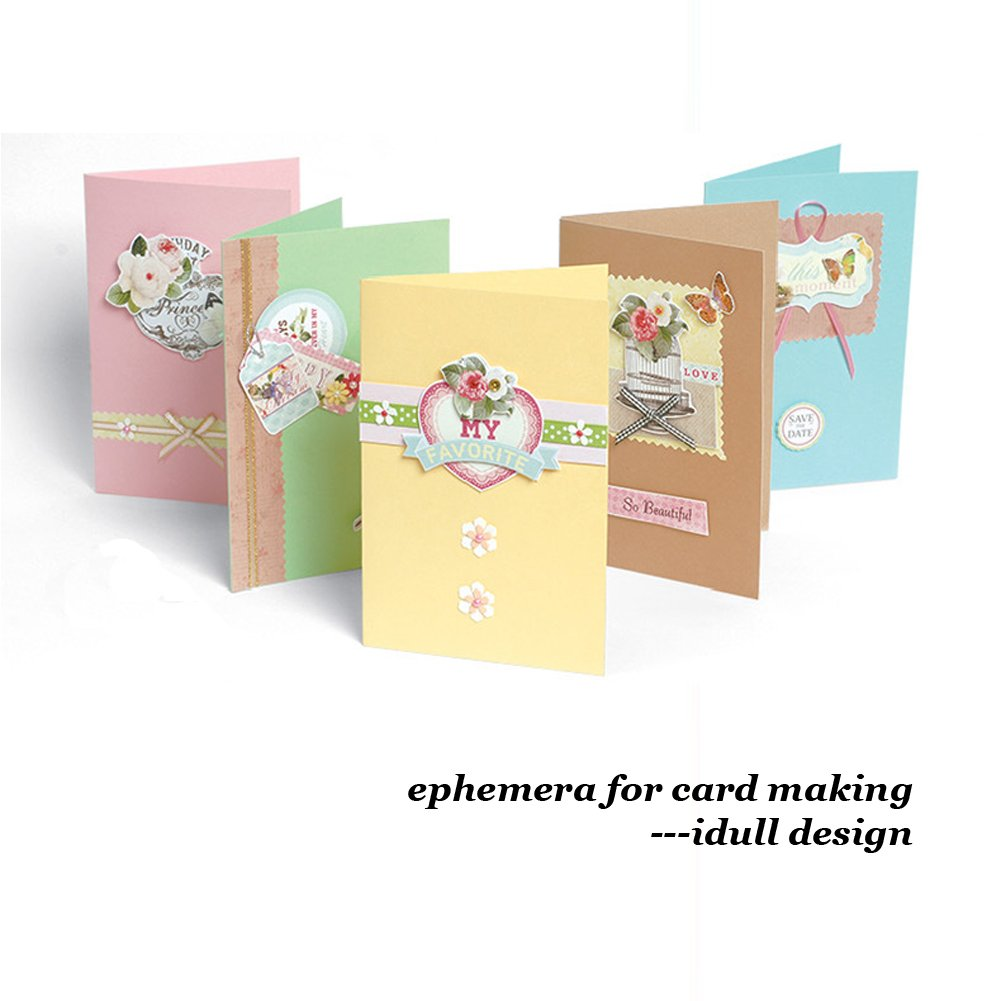 Idull Greeting Card Making Kits With 30 Cards 30 Envelopes And