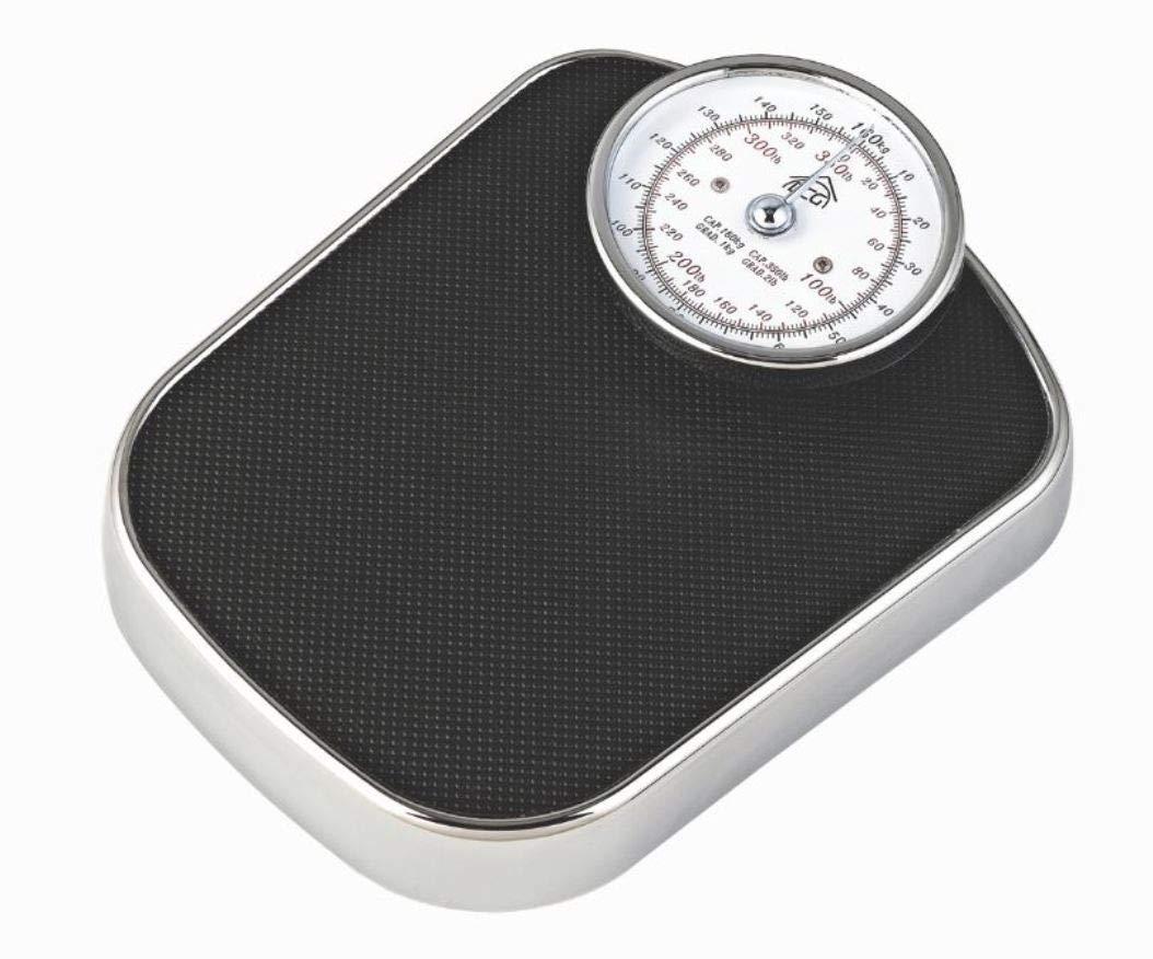 DCG Eltronic PW6030 - Báscula de baño (Analógico, Negro, Gris, 288 mm, 349 mm, 107 mm): Amazon.es: Hogar