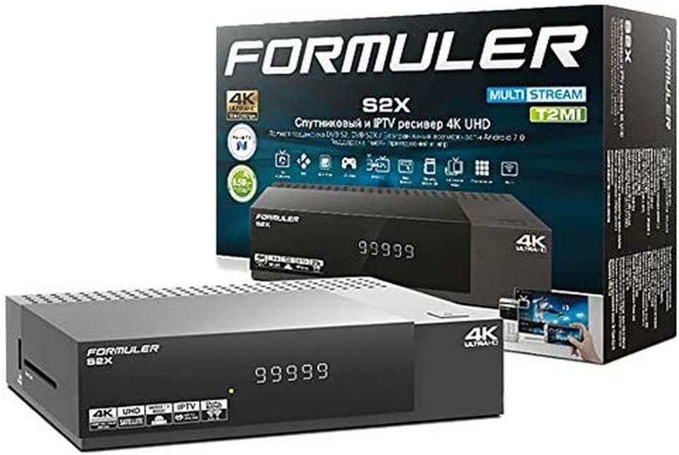 Formuler S2x Elektronik