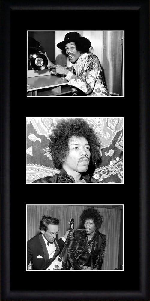 Jimi Hendrix Framed Photographs