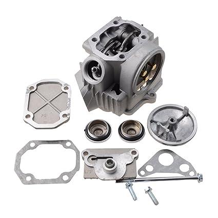 Atv Parts & Accessories 52.4mm Cylinder Piston Ring Gasket Kit 125cc Kazuma Jonway Atv Quad Scooter Buggy
