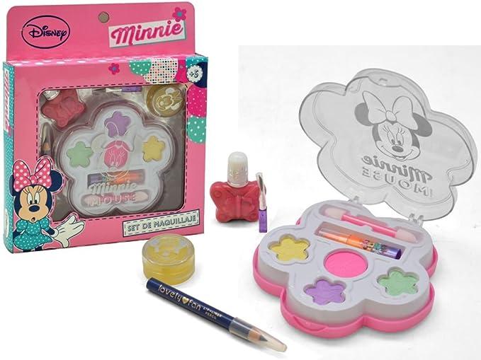 Falca- Minnie estuche maquillaje 18x22cM, Color rosa (42874) , color/modelo surtido: Amazon.es: Juguetes y juegos