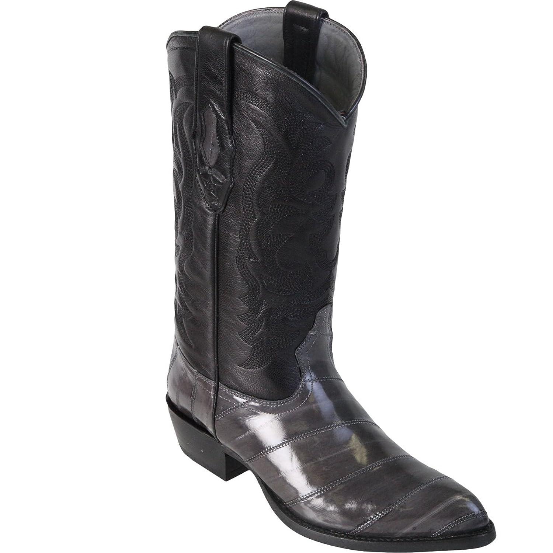 e8aef1bcfbc free shipping Original Grey Eel LeatherJ-Toe Boot - dzmk.com.ua