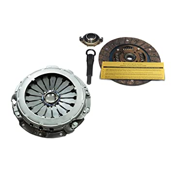 Amazon.com: VALEO-EFT STAGE 1 CLUTCH KIT fits 2004-2009 KIA SPECTRA 5 LX SX EX 2.0L: Automotive