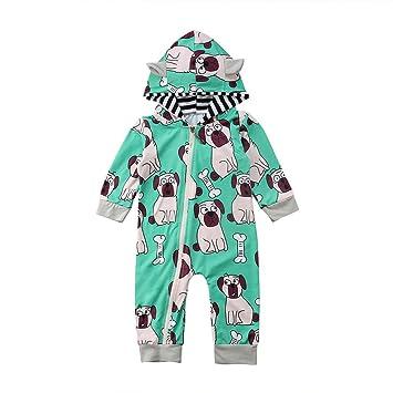 innovative design a887f e7dcc Snakell Baby Junge Mädchen Strampler Baumwolle Babykleidung ...