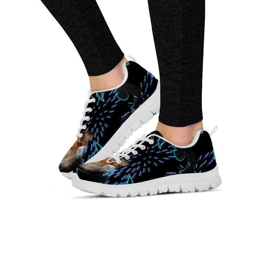 Print Casual Running Shoes for Women- E/&E Solutions Australian Cattle Dog Australian Cattle Lovers