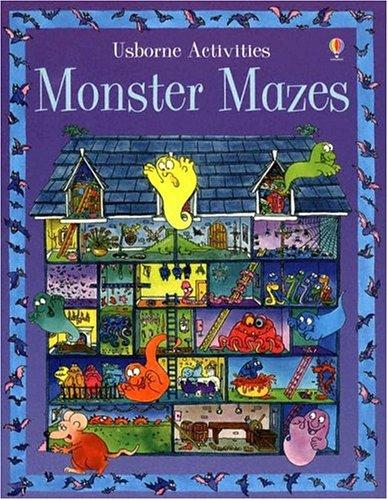 Monster Mazes (Maze Fun) ebook