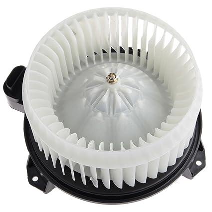 HVAC plastic Heater Blower Motor ABS w/Fan Cage ECCPP Front for 2014-2017  Dodge Journey /2013 Lexus ES300h /2007-2016 Lexus ES350 /2010-2016 Lexus
