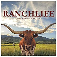 RanchLife 2019 Wall Calendar