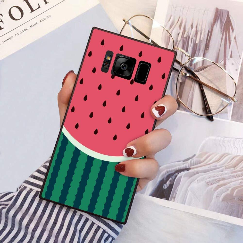 Amazon com: YaoLang Samsung Galaxy S8 Plus Square Edges Case