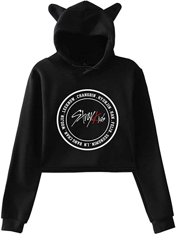 Aopostall Kpop Stray Kids Hoodie New Album MIROH Sweater Hyujin I.N Jisung Woojin Sweatshirt
