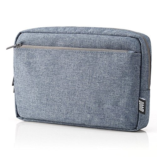 WYQN Travel Gear Organizer, Electronic Accessories Storage Bag,Business Travel Gadget Bag by WYQN