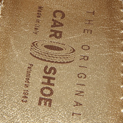 Shoe Loafer Bijoux Mocassino Car Bianco Donna Calf Women 86589 Scarpa Shoes d77xw0gI