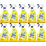 Lysol All Purpose Cleaner Spray, Lemon Breeze, 320oz (10X32oz)
