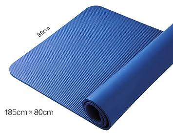 Yoga Colchoneta Mat Tasteless Ampliación y Alargamiento ...