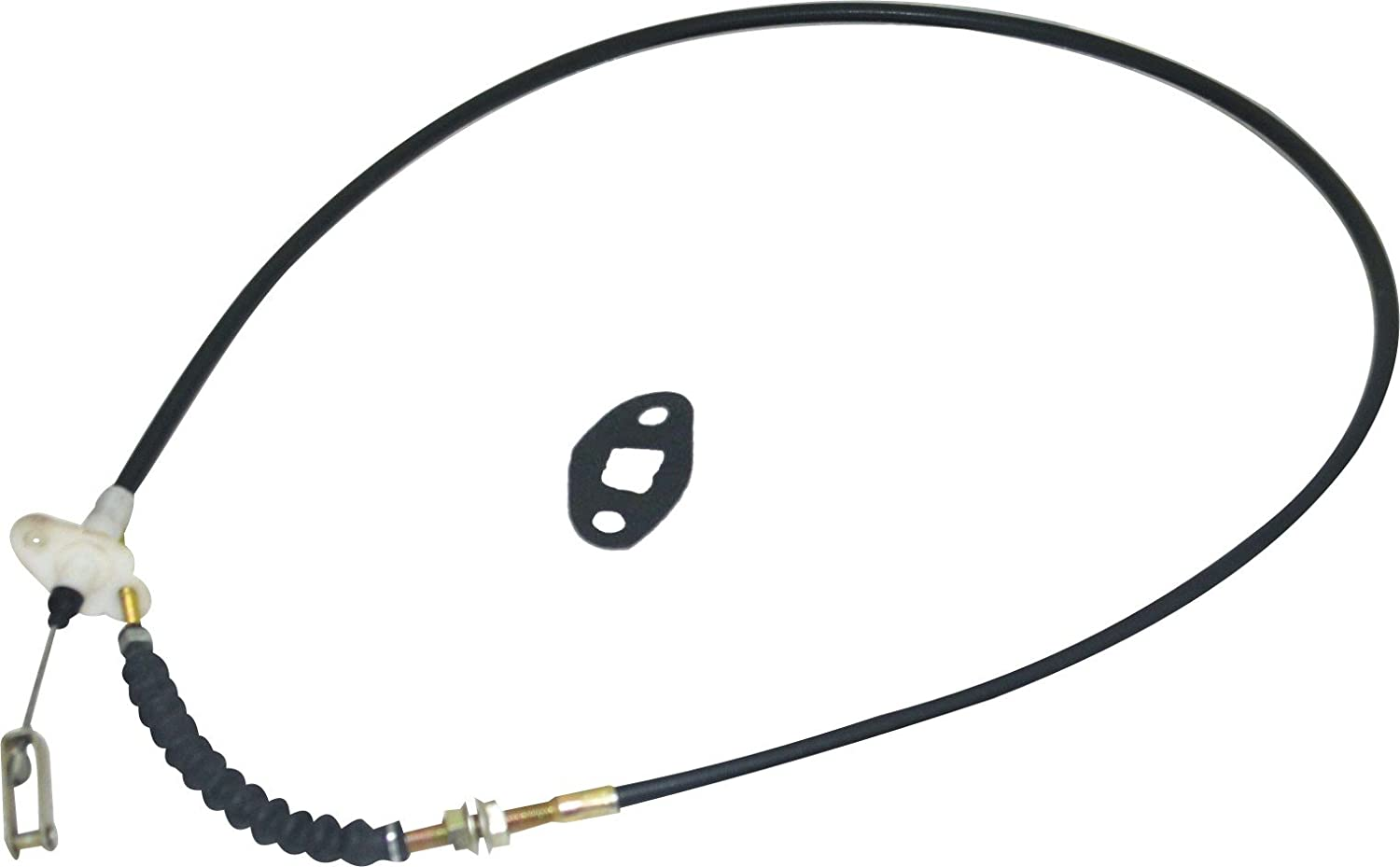 Amazon.com: SUZUKI CLUTCH CABLE SJ413 16V JIMNY SAMURAI SIERRA GYPSY DROVER JIMY MARUTI: Automotive
