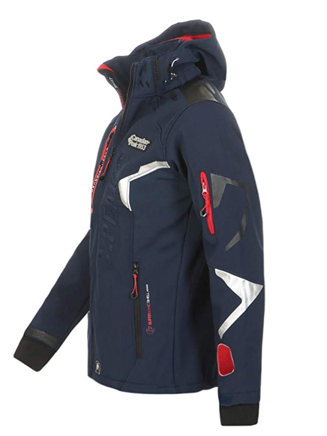 Canadian Peak Chaqueta Hombre Impermeable by Geographical Norway (XL): Amazon.es: Ropa y accesorios