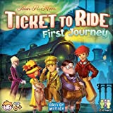 Days of Wonder Ticket To Ride First Journey