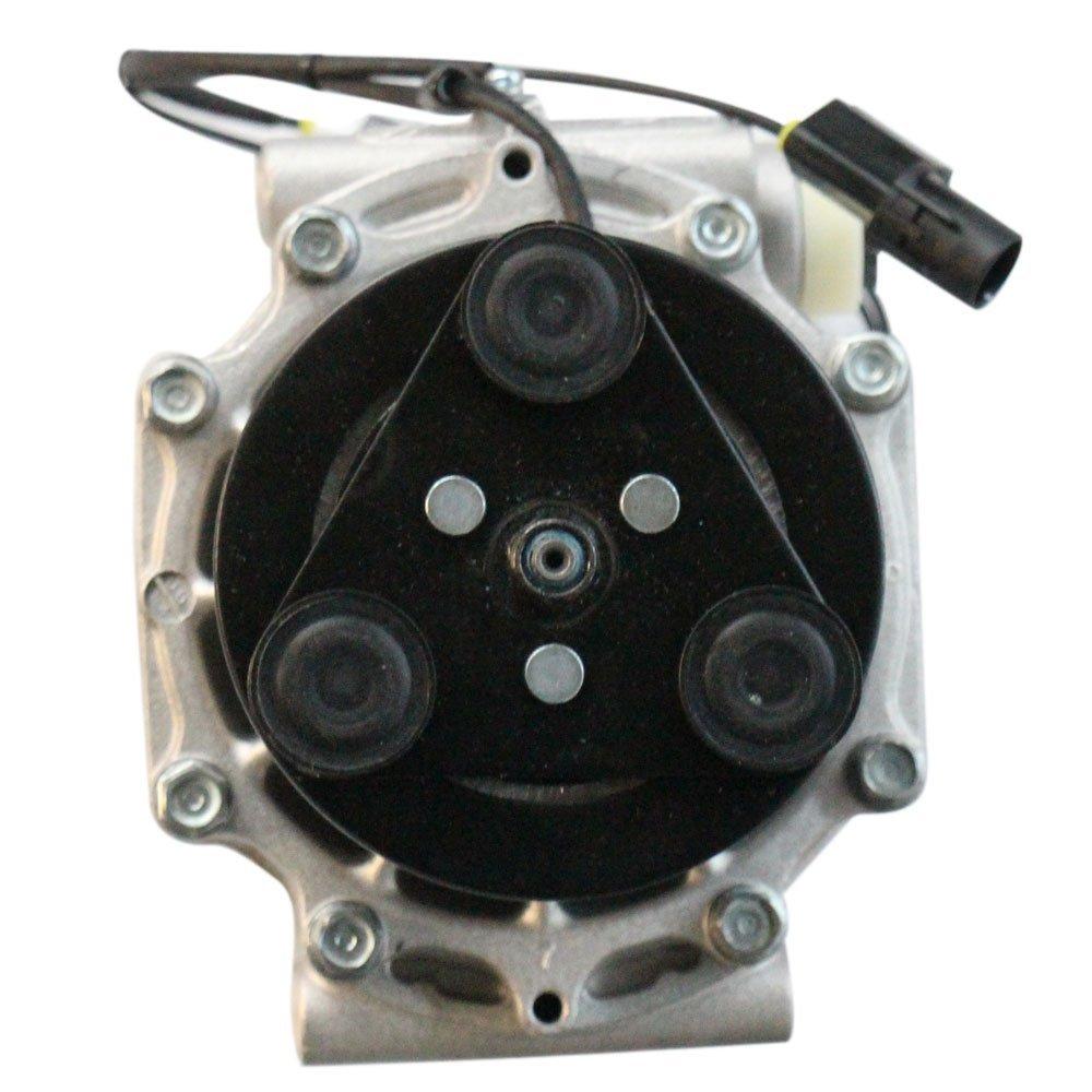Ac Compressor A C Clutch For Mitsubishi Mirage Coupe Evaporator Migare Sedan 15l 18l L4 1998 1999 2000 2001 2002 Automotive