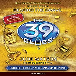 The 39 Clues, Book 4