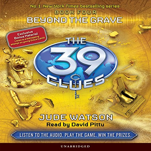 39 clues audible - 3