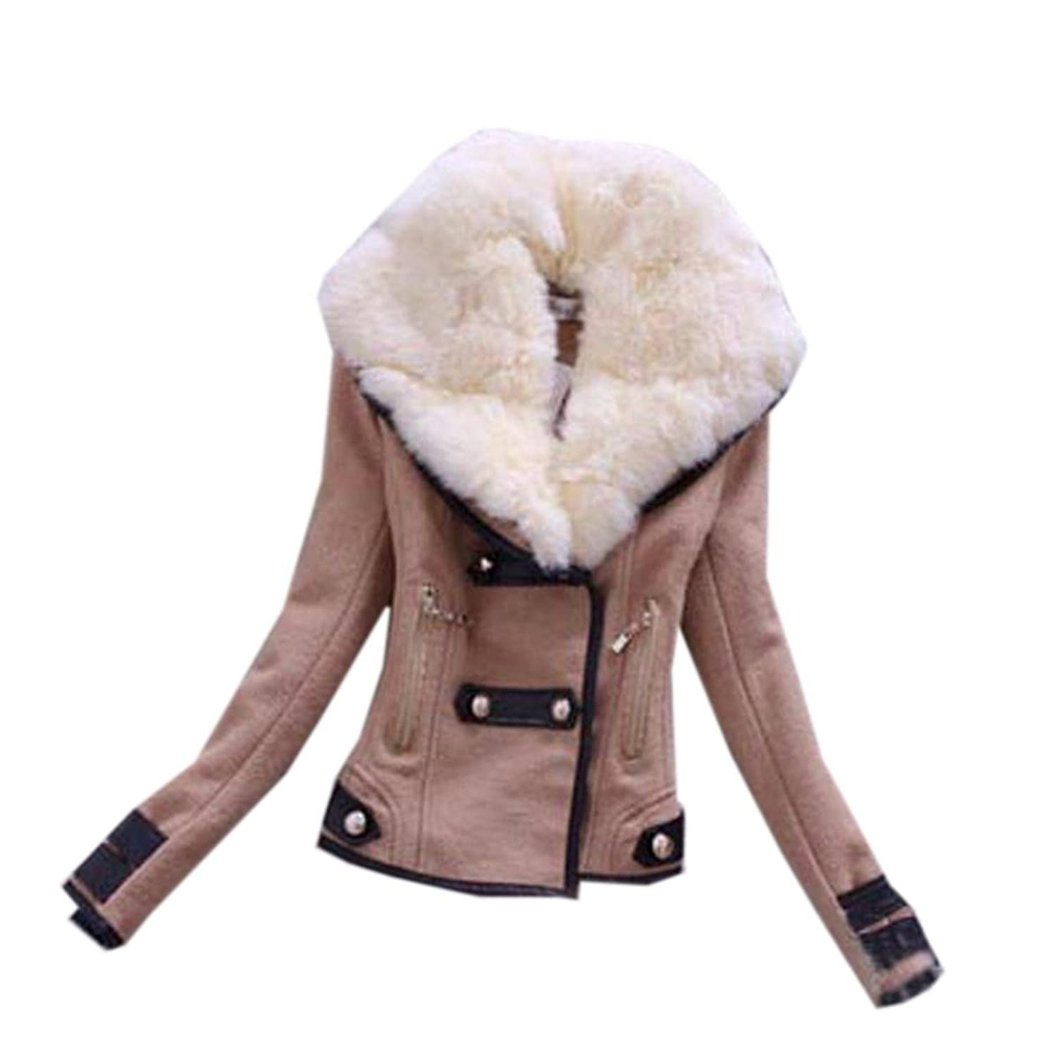 blouson femme hiver ilovesia manteau femme chaud parka hiver fourrure avec capuche militaire style. Black Bedroom Furniture Sets. Home Design Ideas