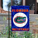 Florida Gators Volleyball Garden Flag and Yard Banner