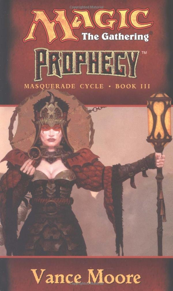Prophecy  Masquerade Cycle Book III