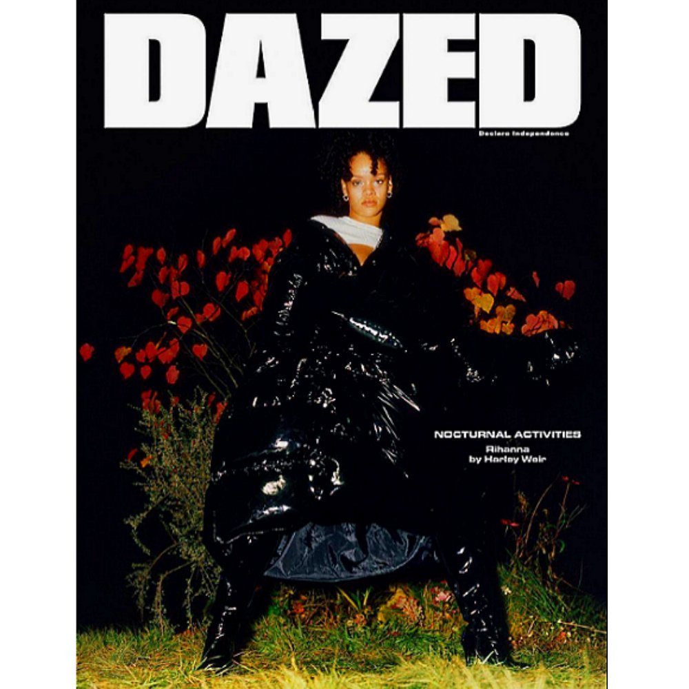 Download DAZED & CONFUSED Magazine Winter 2017 RIHANNA NOCTURNAL ACTIVITIES, Harley Weir, FUPU, Seoul Power pdf