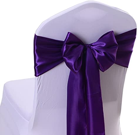 WINE Satin Short Bridal Sash Satin Sash Choose your length from 90 up to 100