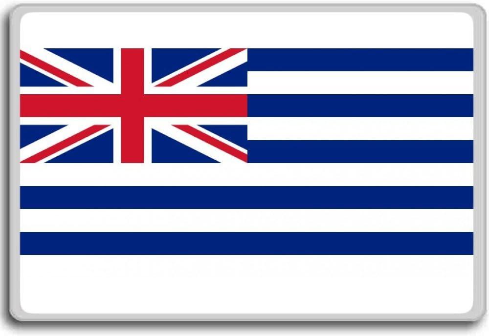 Mosquito Coast Protectorate flag, Historic British Empire & Overseas Territories fridge magnet