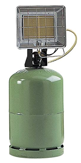 Provence Outillage-Estufa radiante gas Mobile Sovelor Solor 4200 Ca/b interior: Amazon.es: Bricolaje y herramientas