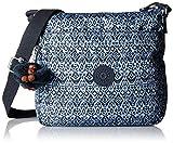 Kipling Women's Sebastian Crossbody Bag, Geometric Bliss
