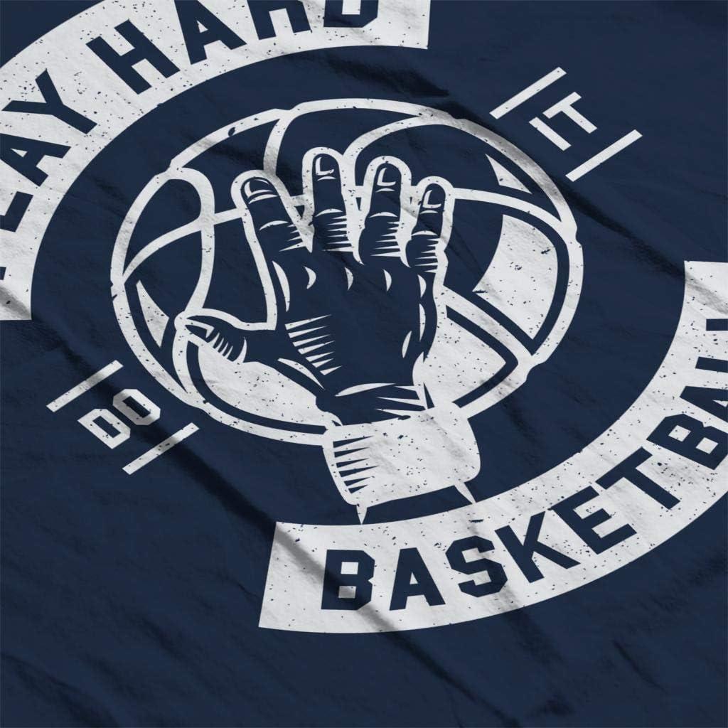 Coto7 Play Hard Basketball Kids Sweatshirt