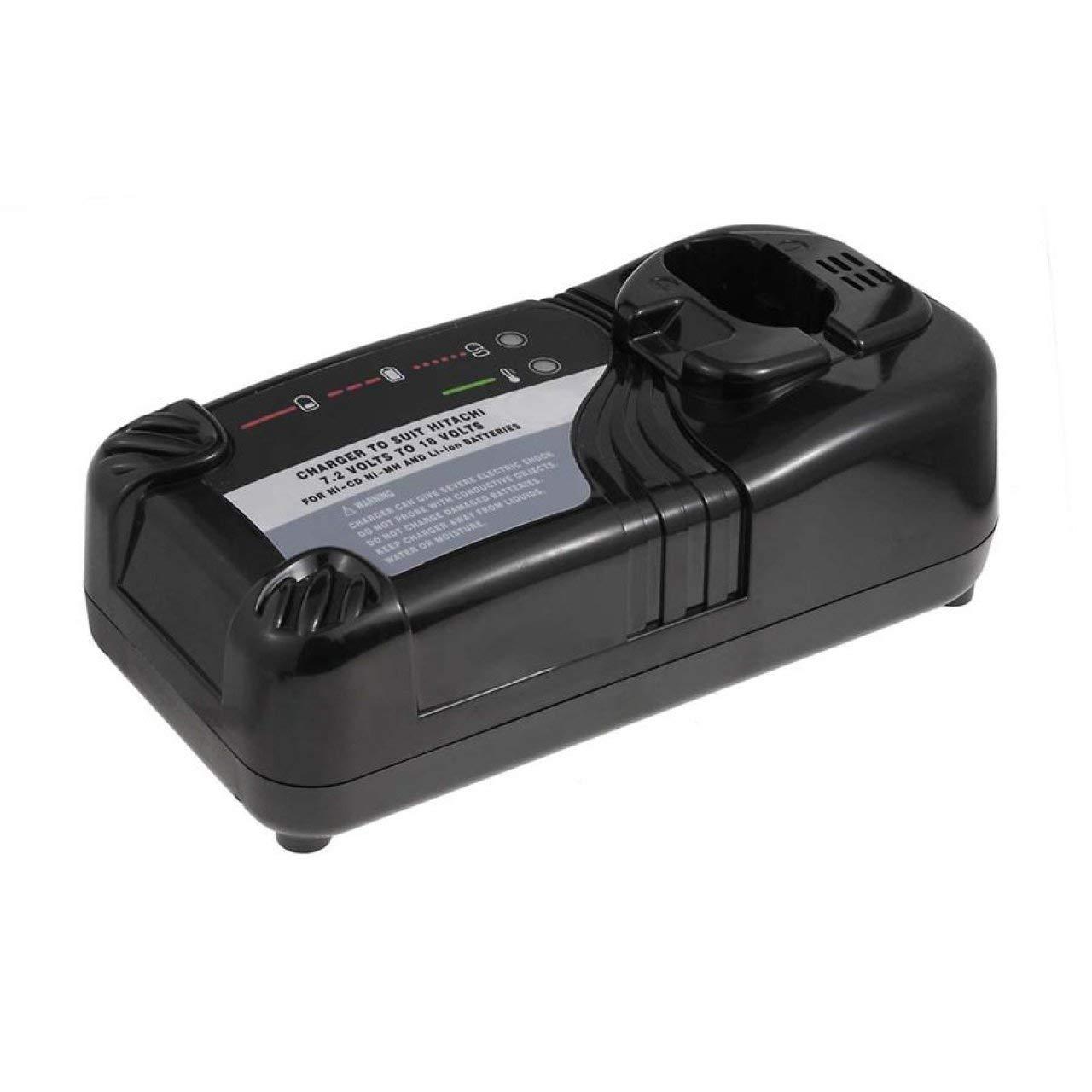 Cargador de bater/ía para Hitachi Modelo EB1820