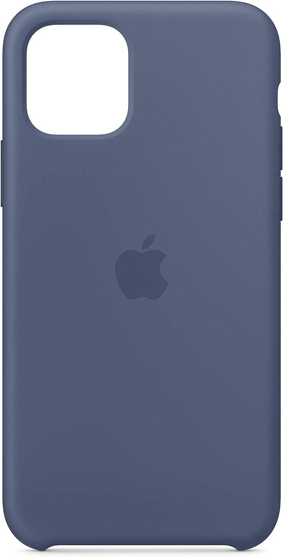 para el iPhone 11 Pro Apple Funda Silicone Case Azul Alaska