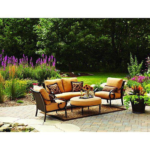 Amazoncom Better Homes and Gardens Englewood Heights 4 Piece