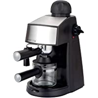 Russell Hobbs RCM800E 800W Espresso & Cappuccino Maker Machine, 240ml