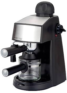 Russell Hobbs RCM800E Plastic 800W Espresso Machine, 240ml (Black) Espresso Machines at amazon