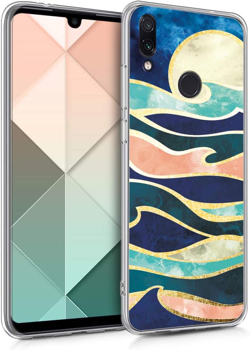 kwmobile Funda Compatible con Xiaomi Redmi Note 7 / Note 7 Pro ...