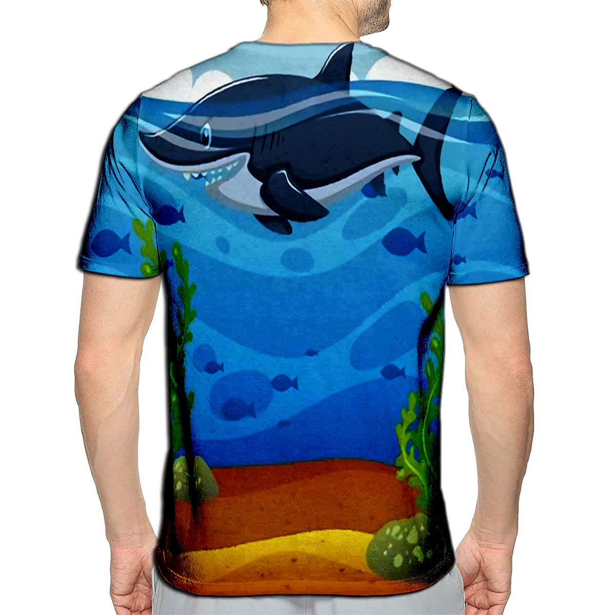 3D Printed T-Shirts Dont Let Your Mind Kill Your Heart Soul Short Sleeve Tops Te