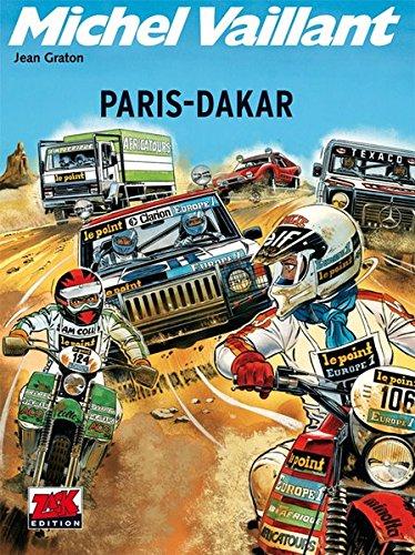 Michel Vaillant Band 41: Paris-Dakar