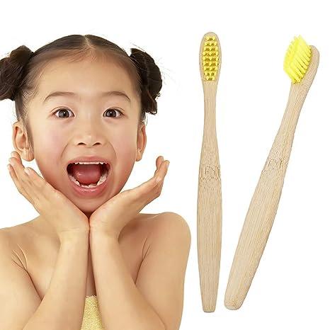 SSFZTQWYS 1pcs / Cepillo de Dientes de bambú carbón de leña ...