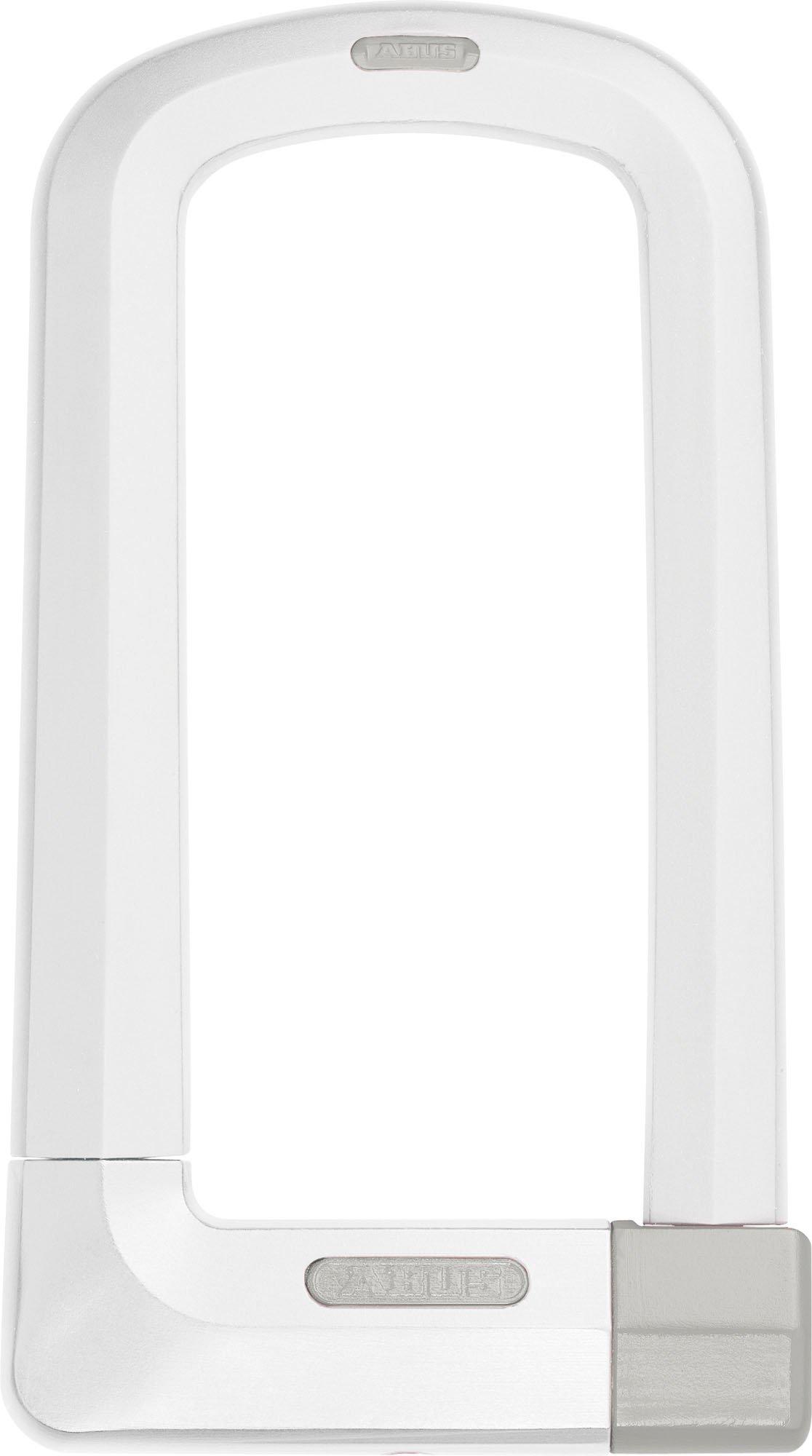 ABUS 501 Granit uGrip Plus D Lock bike combination white