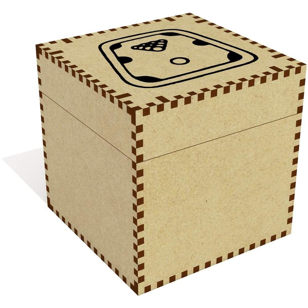 Azeeda Grande Mesa de Billar Joyería Caja (JB00045684): Amazon ...