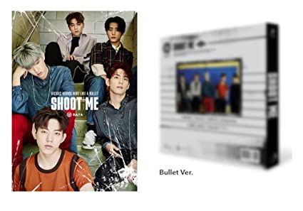 DAY6 - KPOP 3rd Mini Album [Bullet Ver ] A ver  DAY6 Shoot