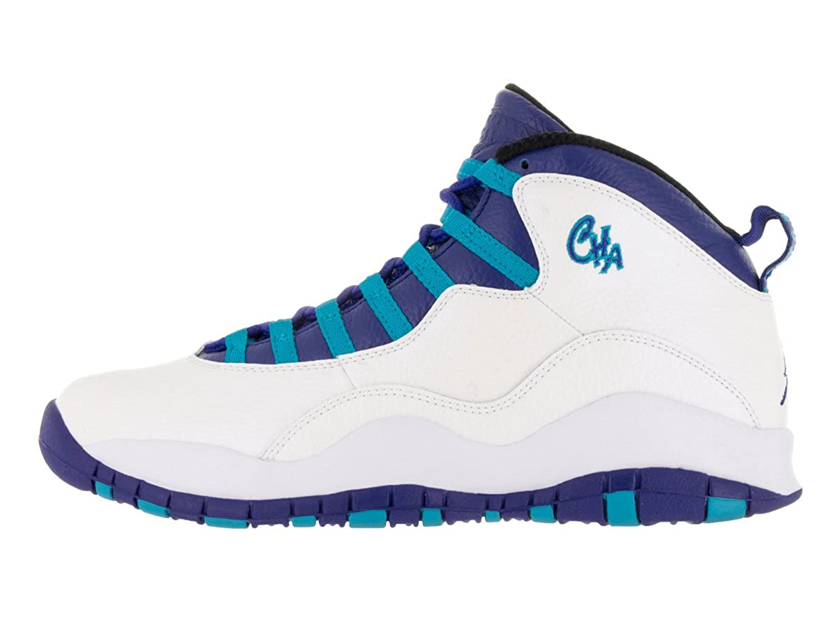 67e08006003 Amazon.com | Jordan Air X (10) Retro (City Pack: CHA) | Shoes